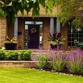 Gardens - Landscape Design Gallery | B. Rocke Landscaping