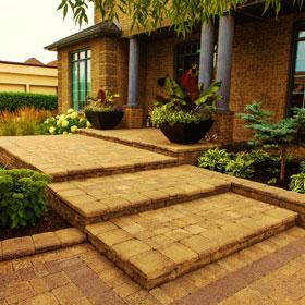 Steps - Landscape Design Gallery | B. Rocke Landscaping