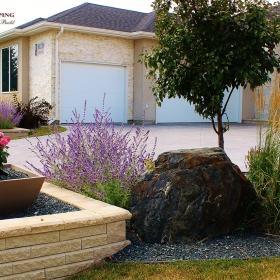 Gardens - Landscape Design Gallery   B. Rocke Landscaping