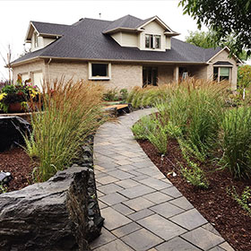 Highlights - Landscape Design Gallery | B. Rocke Landscaping