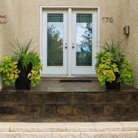 Steps - Landscape Design Gallery   B. Rocke Landscaping