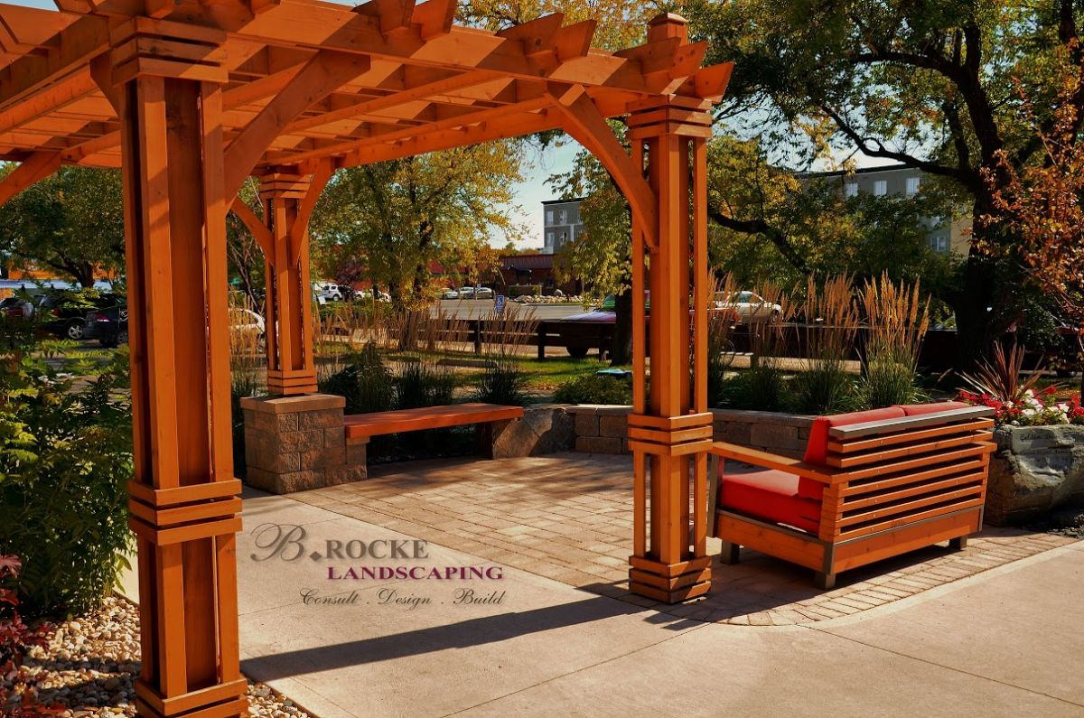 Patio Design and Consulting | B. Rocke Landscaping