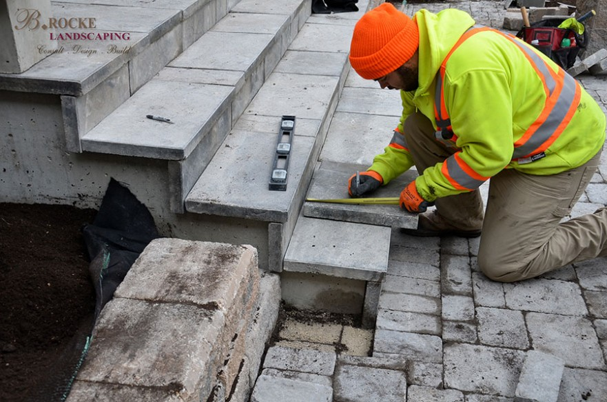 Construction Safety   B. Rocke Landscaping   Winnipeg, Manitoba