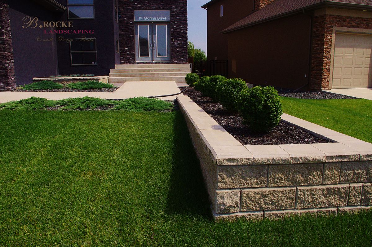 Caring For Your New Sod B Rocke Landscaping