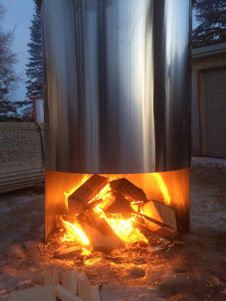 Fireplaces Amp Fire Pits B Rocke Landscaping
