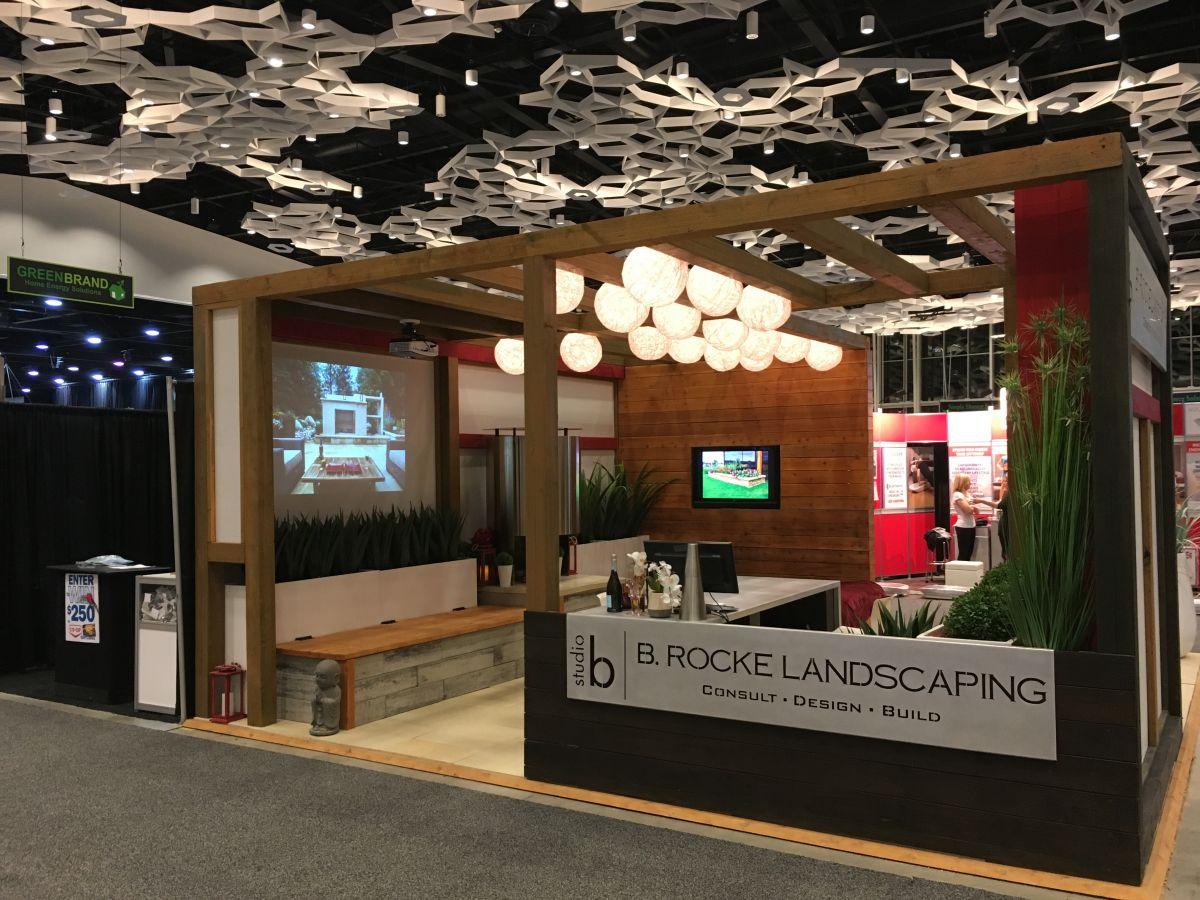 2017 winnipeg home renovation show b rocke landscaping for Pool spa show winnipeg
