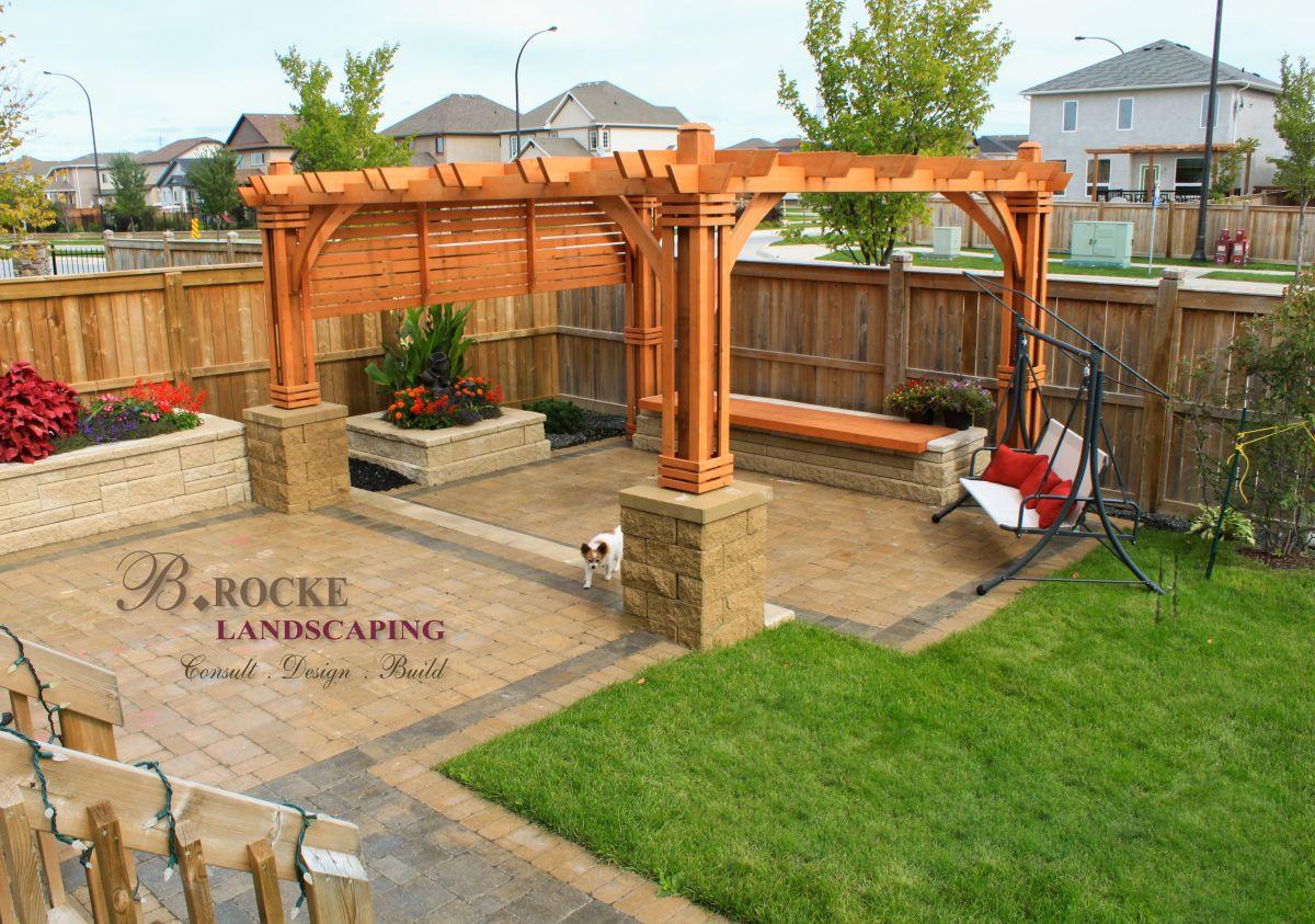 B. Rocke Landscaping | Winnipeg, Manitoba | Privacy Screen 5 - Privacy Screens B. Rocke Landscaping