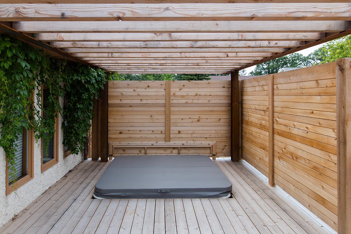 Wooden Screens Pergolas Decks And Gates Durban: B. Rocke Landscaping