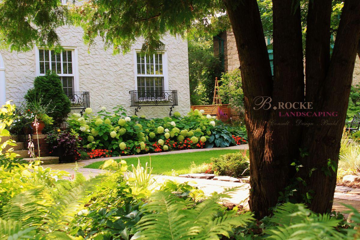 garden maintenance b rocke landscaping