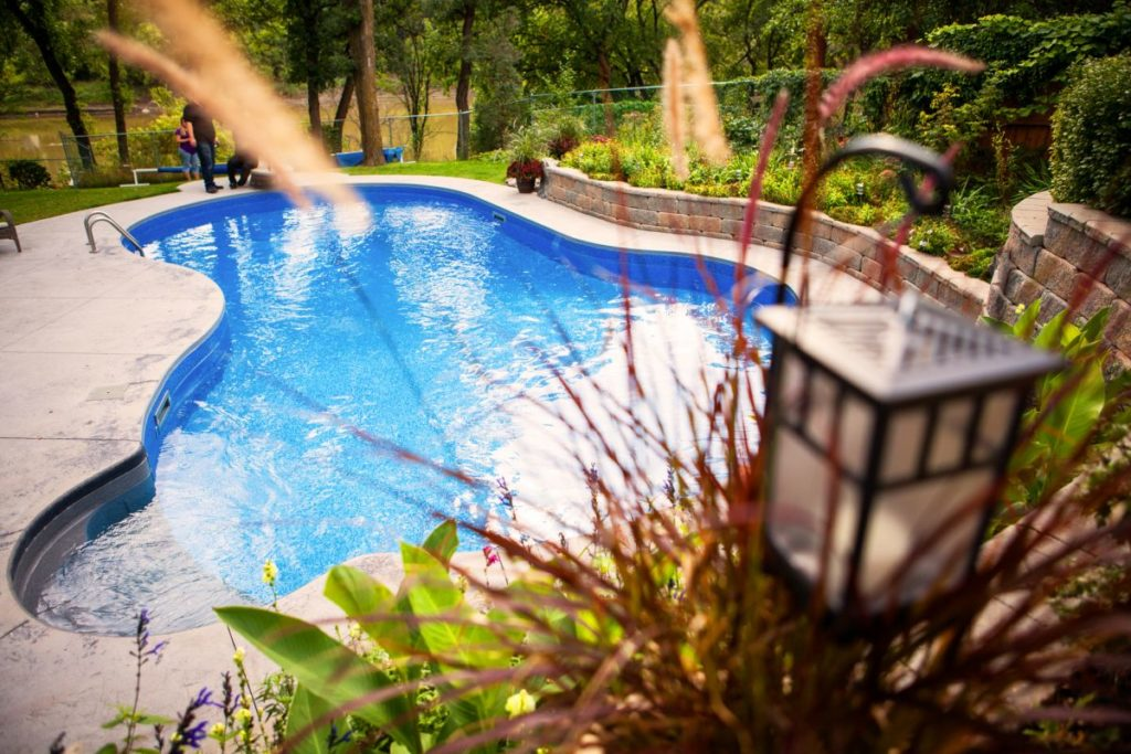 Pool Deck 2 | B. Rocke Landscaping | Winnipeg, Manitoba