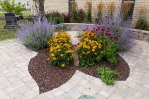 Butterly Planter | B. Rocke Landscaping | Winnipeg, Manitoba