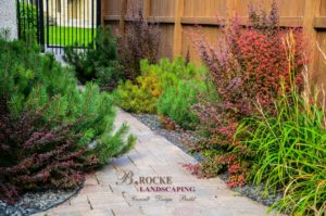 Naturalized Garden Path | B. Rocke Landscaping | Winnipeg, Manitoba