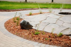 Boulder Sculpture | Turtle | B. Rocke Landscaping | Winnipeg, Manitoba